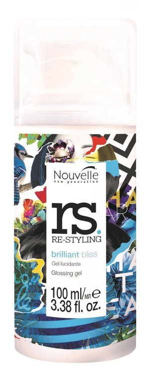 Nouvelle Re-Styling Brilliant Bliss Gel NEW 100ml