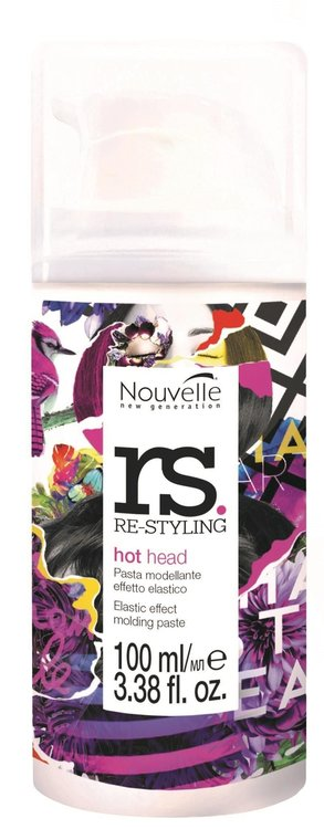 Nouvelle Re-Styling Hot Head Paste NEW 100ml