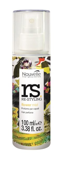 Nouvelle Re-Styling Flower Mist Hair Perfum 100ml