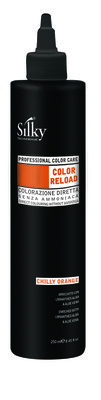 Silky Color Reload Chilly Orange 250ml