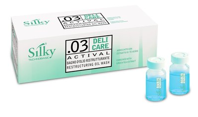 Silky .03 Deli Care Actival 10 x 10ml