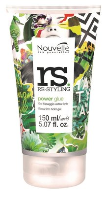 Nouvelle Re-Styling Power Glue Gel Glans NEW 150ml