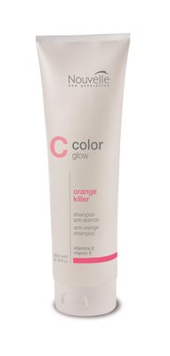 Nouvelle ColorGlow Orange Killer Shampoo 200ml
