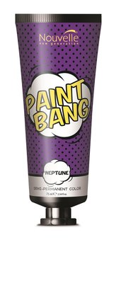 Paint Bang Neptune Haarverf 75ml Paars