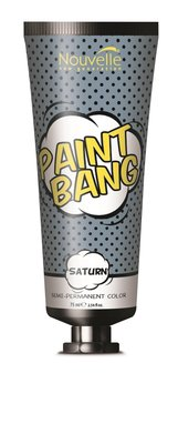 Paint Bang Saturn Haarverf 75ml Staal Blauw
