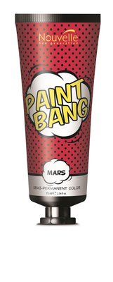 Paint Bang Mars Haarverf 75ml Corvette Rood