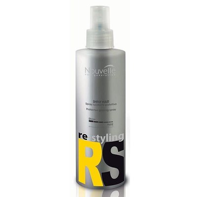 Nouvelle Re-Styling Shiny Hair 250ml Spray