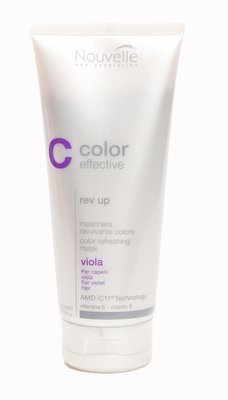 Nouvelle ColorGlow Rev Up Viola 200ml Color Refreshing Mask