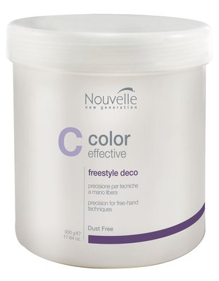 Nouvelle Freestyle Deco Bleaching Powder 500gram