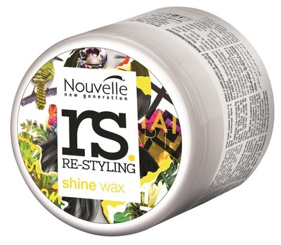 Nouvelle Re-Styling Shine Wax NEW 125ml