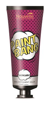 Paint Bang Mercury Haarverf 75ml Framboos