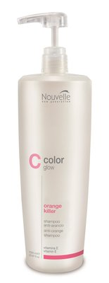 Nouvelle ColorGlow Orange Killer Shampoo 1000ml