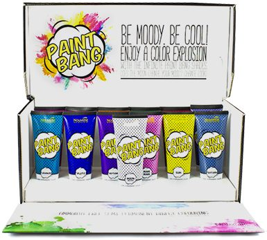 Paint Bang Box