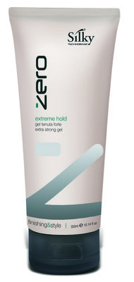 Silky Technobasic Zero Extreme Hold Gel - 200ml