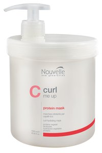 Nouvelle Curl Me Up Protein Mask 1000ml