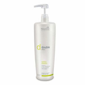 Nouvelle Double Effect Nutritive Shampoo 1000ml - Nouvelleshop.nl