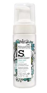 Nouvelle Sani Habit Clean Mousse 150ml HD Haircare