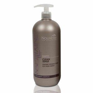 Nouvelle Kapillixine Clean Sense Shampoo 1000ml - Nouvelleshop.nl