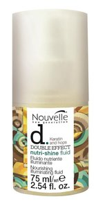 Nouvelle Double Effect Nutri-shine Fluid 75ml HD Haircare